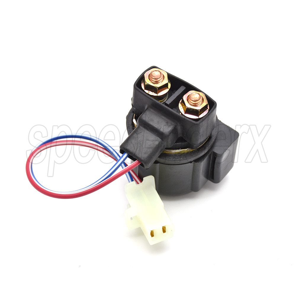 Starter Relay Solenoid Fits Yamaha Warrior 350 YFM350 1987-2004 ATV New