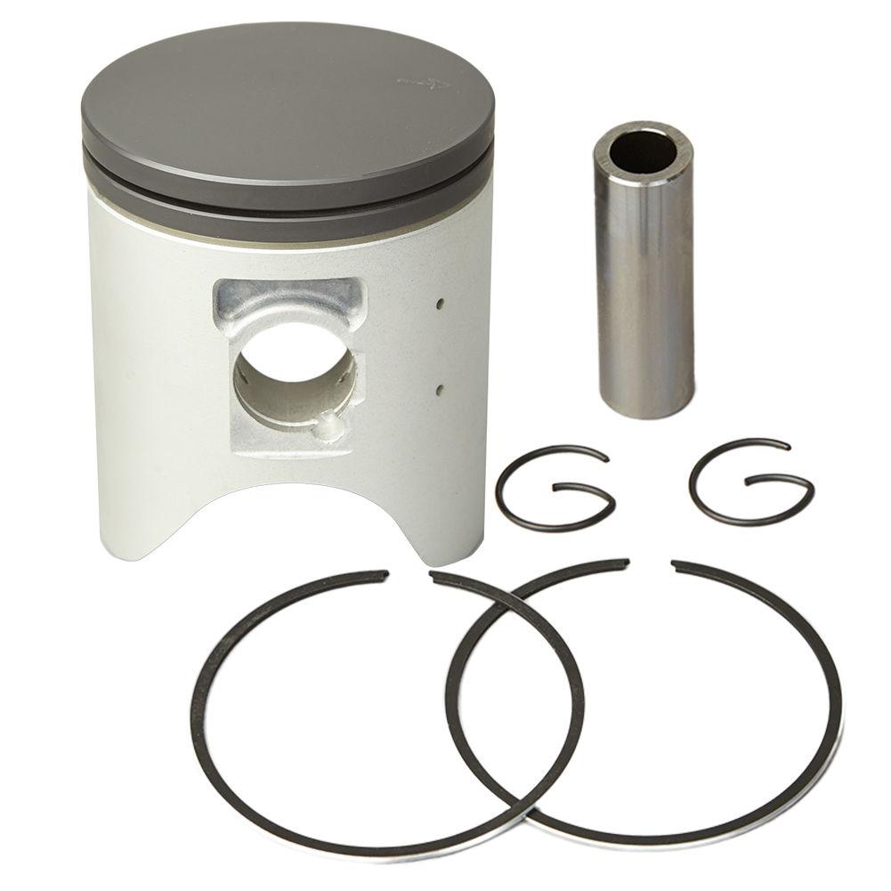 Connecting Rod Piston Rings Oil Seals Kit For Honda CRM250AR 249cc STD 66.4mm