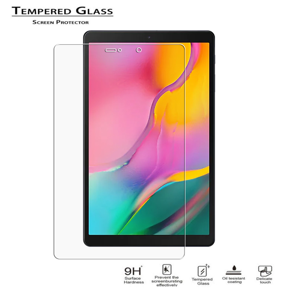 New Tempered Glass for Samsung Galaxy Tab A 8.0 2019 P200 P205 Screen Protector