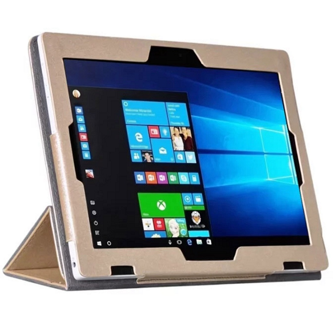 Details about PU Leather Flip Stand Silk Style Case Cover For 10 1''Lenovo  MIIX 320-10ICR+Film