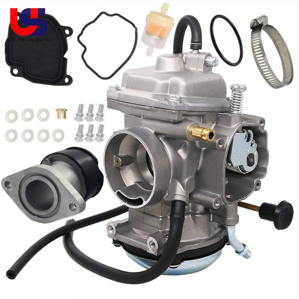 For OEM QUALITY 1999-2004 Yamaha YFM 250 BearTracker Carburetor Rebuild Kit Carb