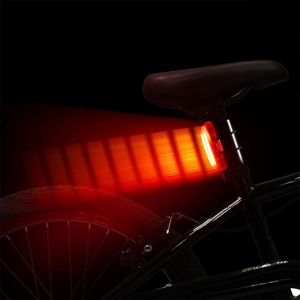 fahrrad led r cklicht fahrradlicht usb wiederaufladbar beleuchtung wasserdicht ebay. Black Bedroom Furniture Sets. Home Design Ideas
