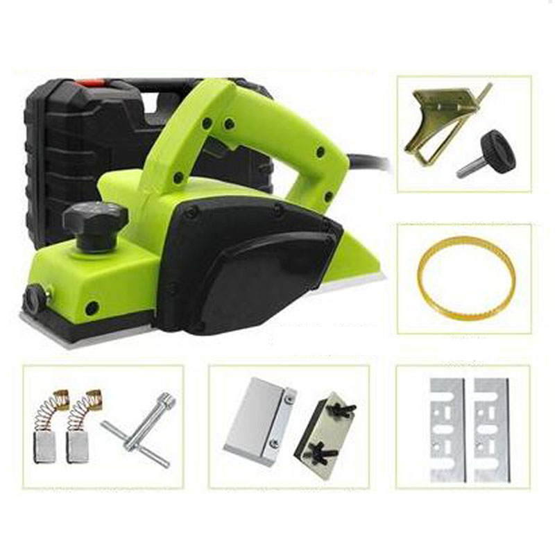 Details About 220v Multifunction Electric Wood Planer Woodworking Tool Handheld Planer 850w