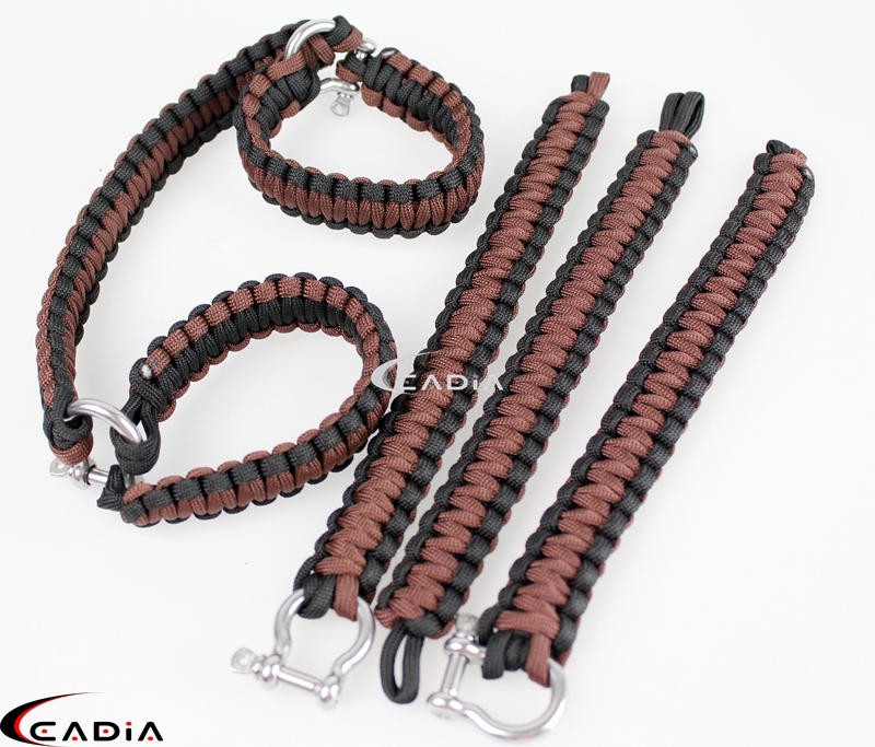 Rollbar Paracord Grab Handles With D Ring Shackles For