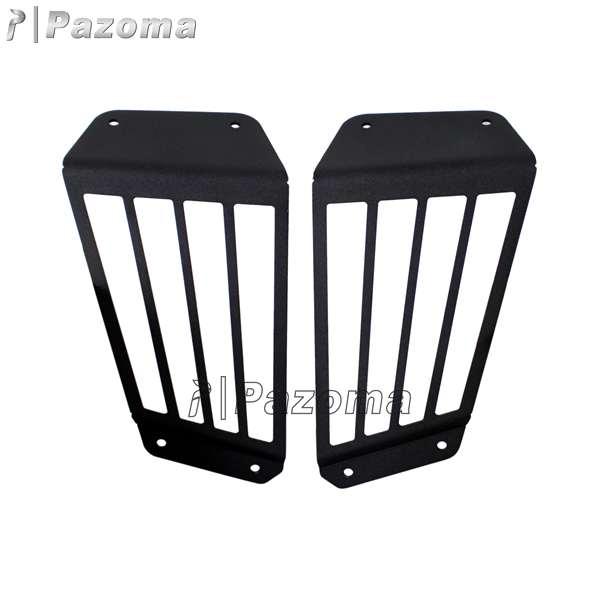 UTV Taillight Lamp Grill Guard Cover Protector For Kawasaki Teryx4 750 4x4 2012