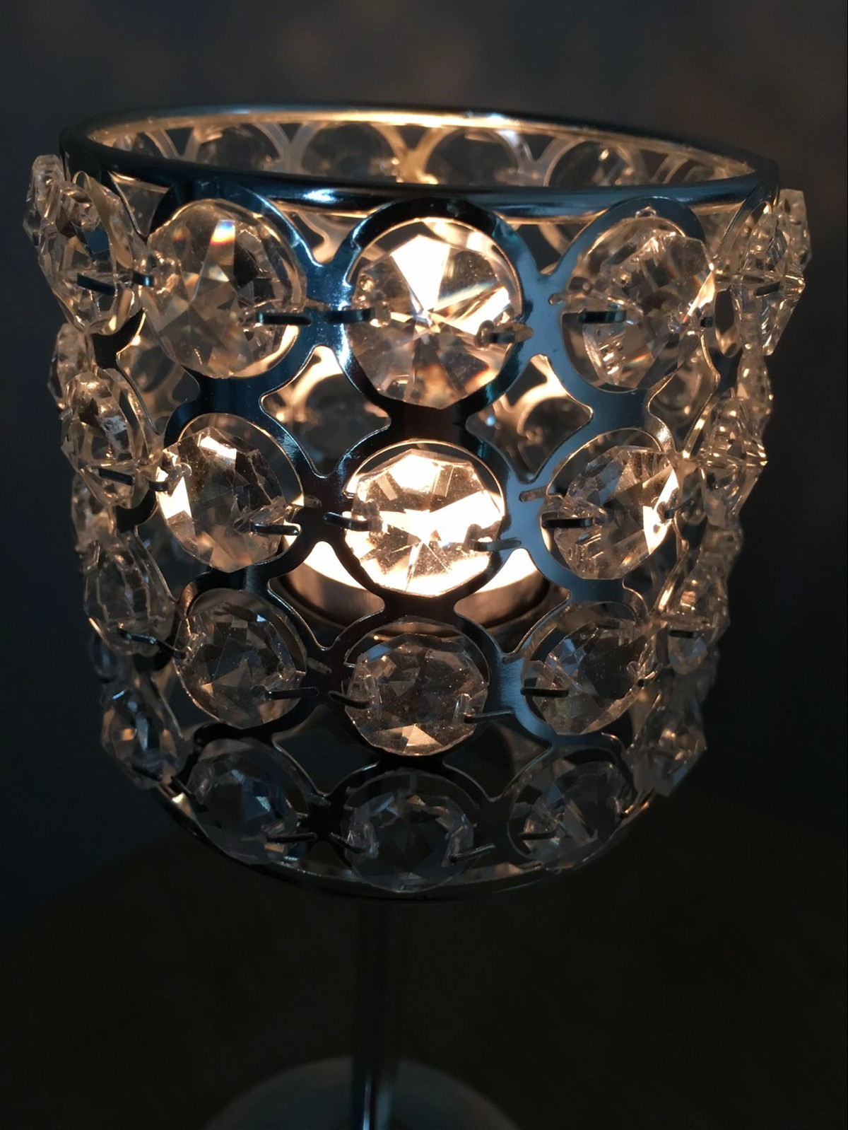 High-Quality-Crystal-Tealight-Candle-Holders-Wedding-Centerpieces-Candelabra