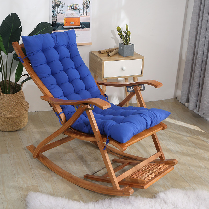 Soft Seat Cushion Pad Garden Sun Lounger Replacement