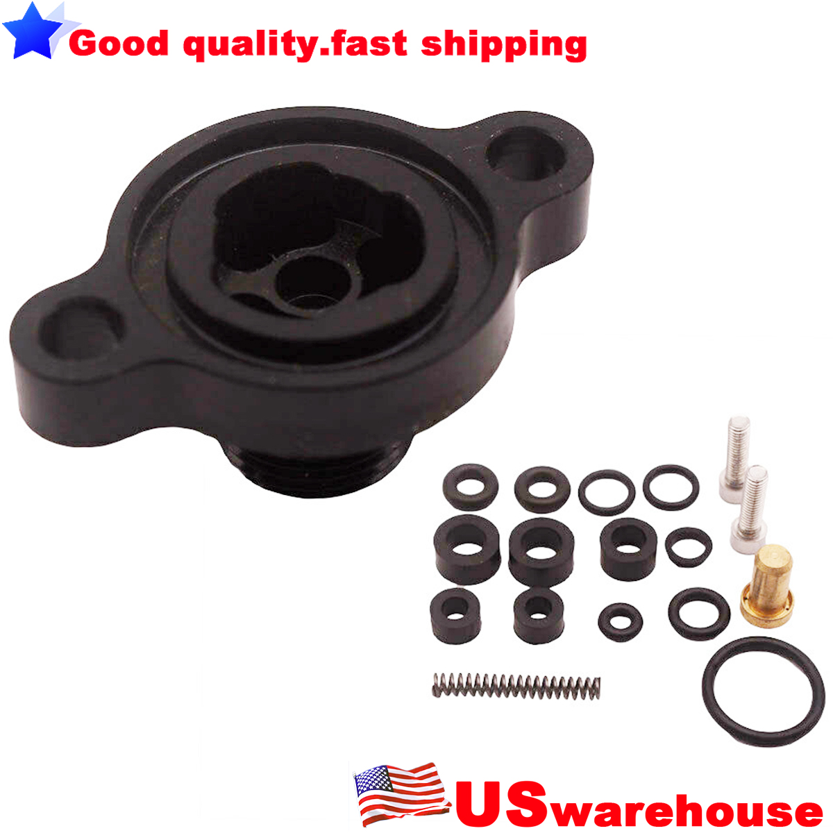 Fuel Relief Pressure Blue Spring Upgrade For 99-03 Ford 7.3L Powerstroke