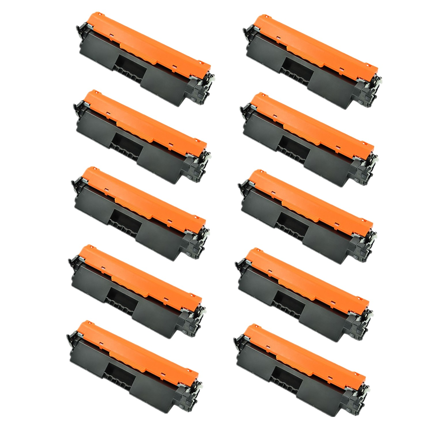 6PK CF230A 30A Toner Cartridge For HP LaserJet Pro M203 M203dn M227fdn M227fdw