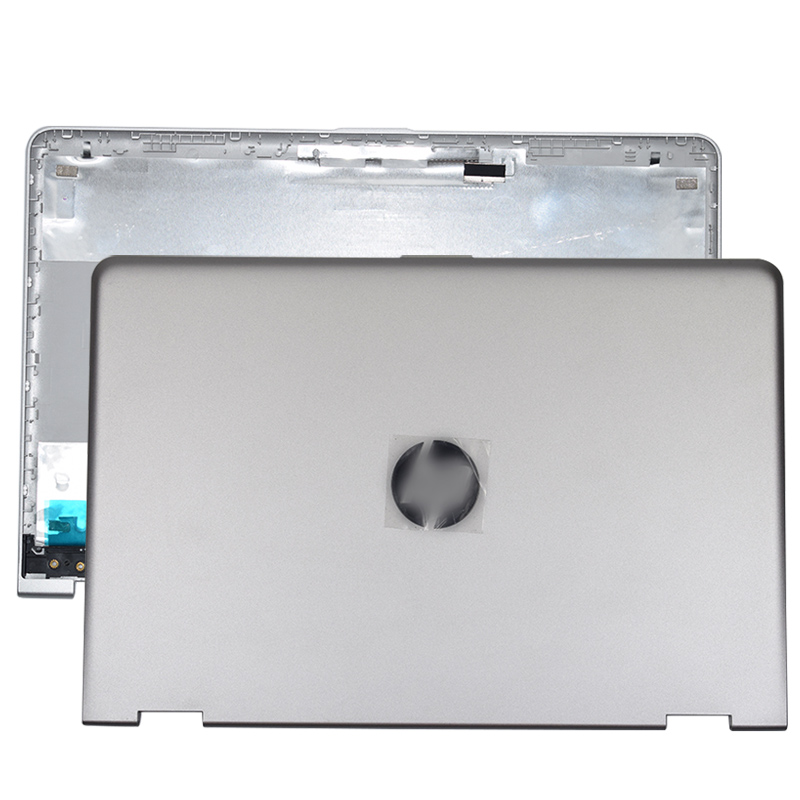 New L24469-001 for HP 14-CF 14-DF 14-DK Silver Lcd Back Cover Rear Lid Top Case