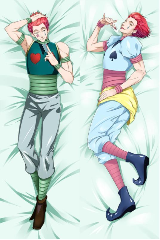 HUNTER Killua Kurapika Hisoka Pillow
