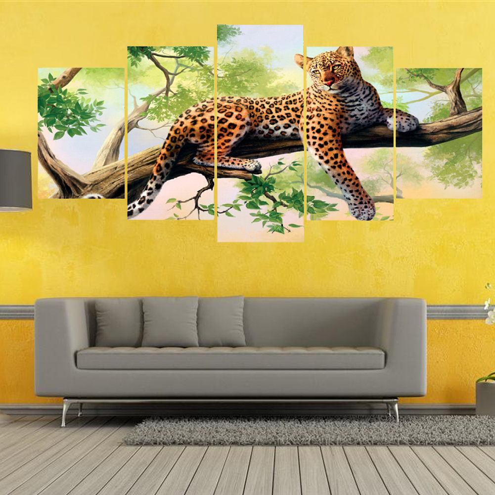 Large Canvas Huge Modern Home Wall Decor Art Oil Painting Picture ...