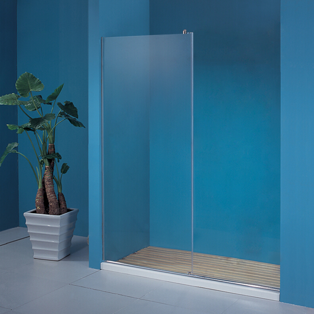Bathroom Shower Enclosure Tall Cubicle Glass Screen 8mm Panel 1950 ...
