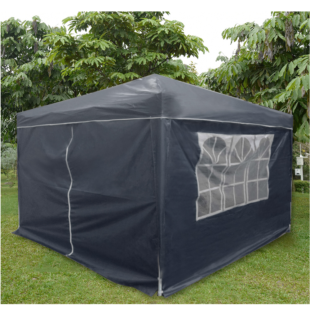 3X3M Pop Up Gazebo Waterproof Garden Marquee Awning Party