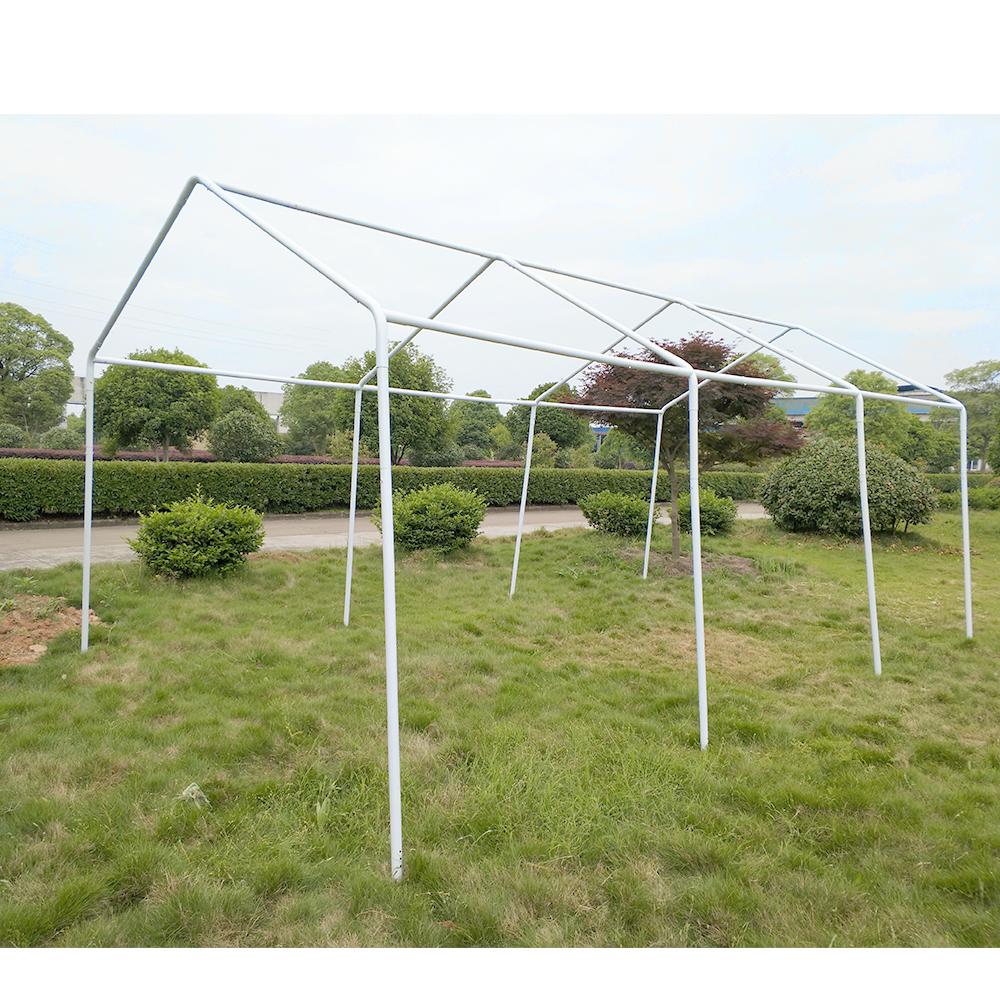 Portable garage carport shelter car port canopy 3m x 6m for Carport auto auction