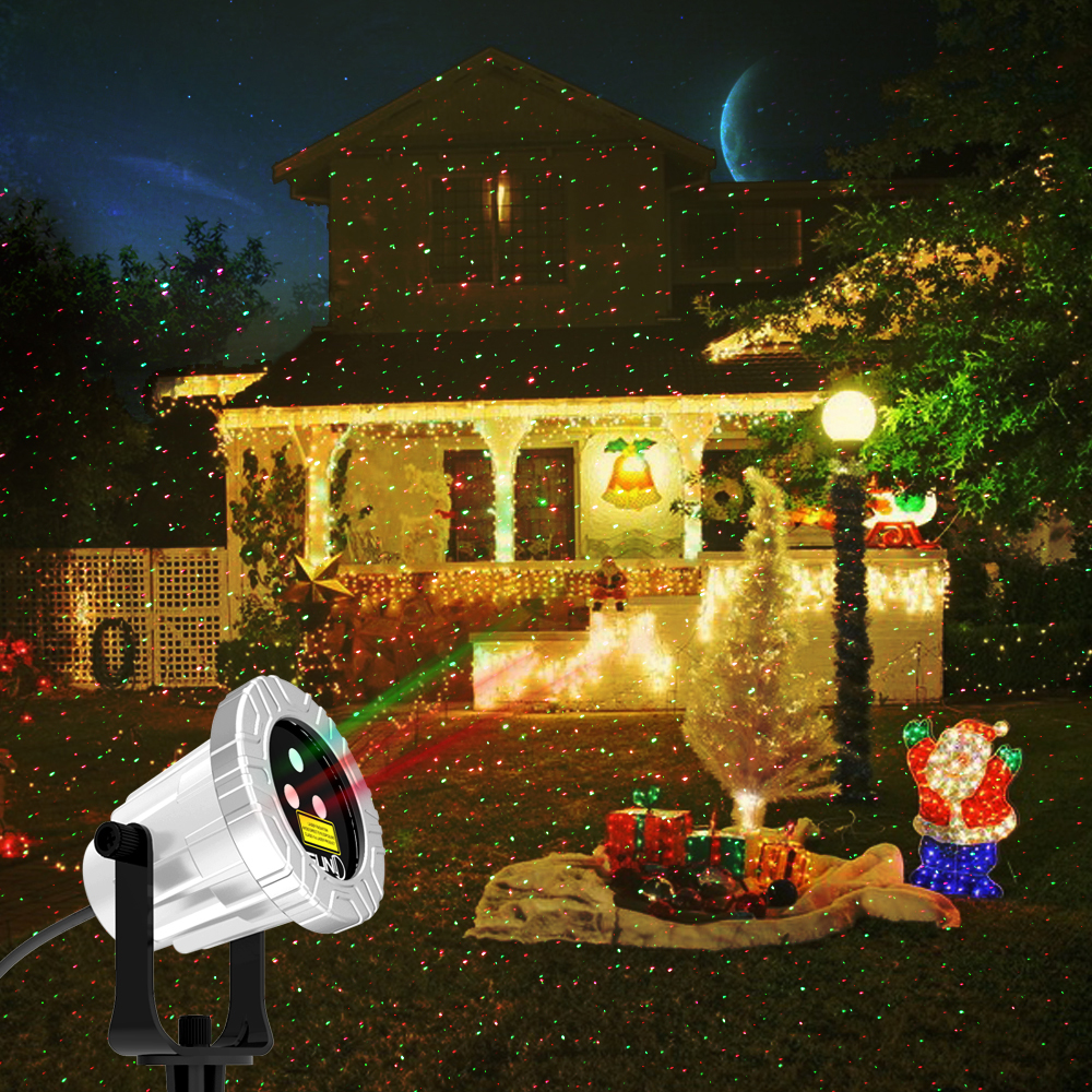 Laser Christmas Lights.Details About Suny Laser Christmas Lights Decor Holiday Parties Landscape And Garden Projector