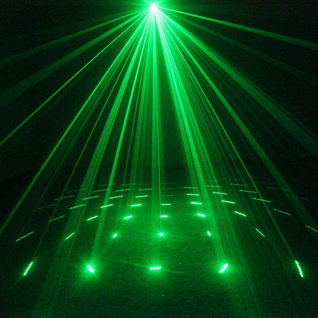 Suny Rg Full Laser Light Blue Led Stage Lighting Party Dj