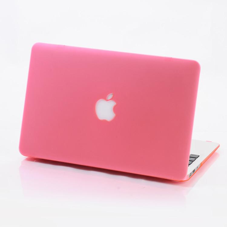 Rose Quartz Matte Hard Case For Macbook Air Pro 11 13 15 /'/' Retina Baby Pink