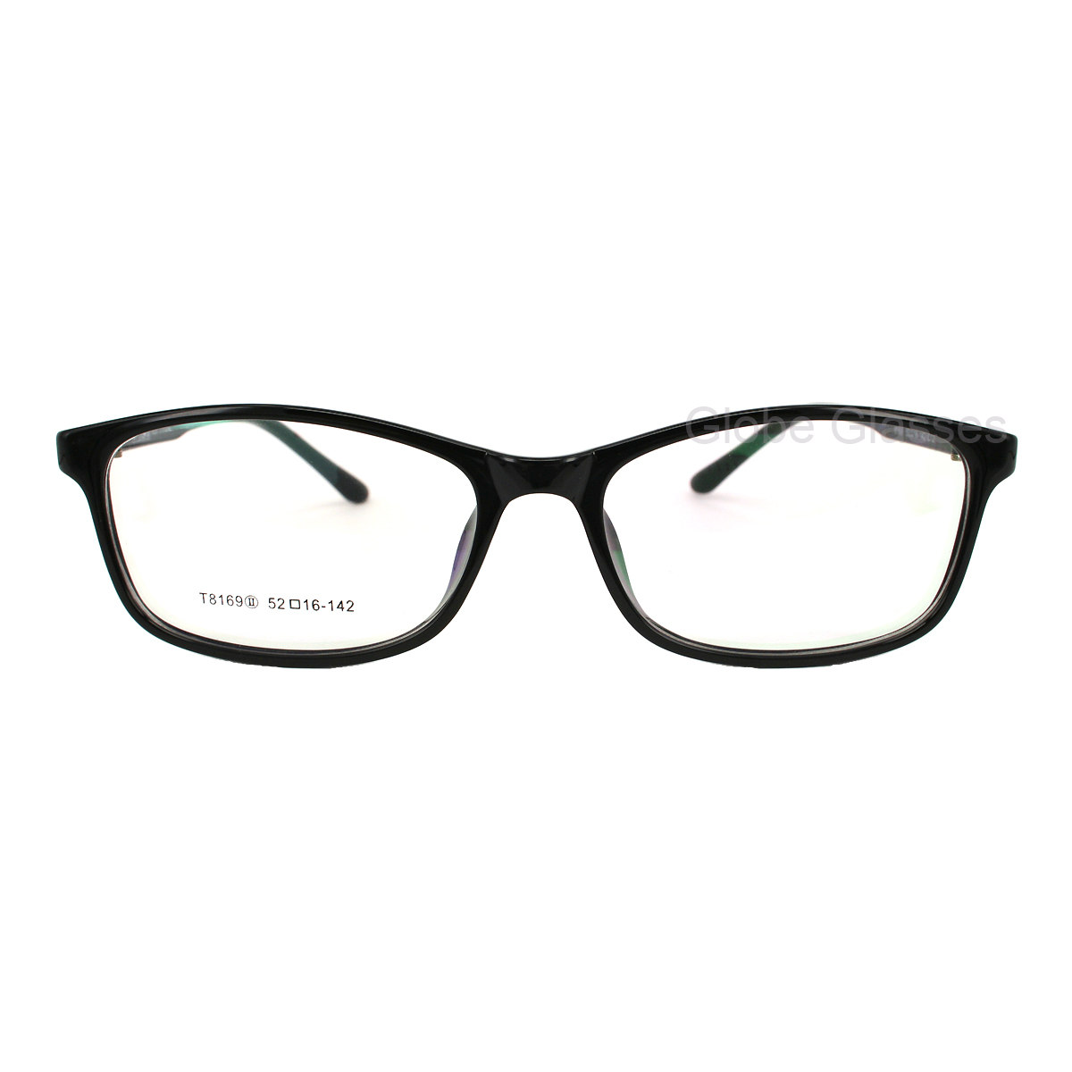 Retro Tr90 Fashion Eyeglasses Frames Vintage Eyewear Clean Lens RX ...