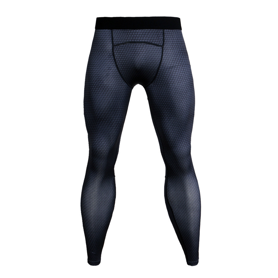 Men-Apparel-Compression-Tight-Base-Layer-Pants-Long-Leggings-Gym-Sports-Trousers thumbnail 10