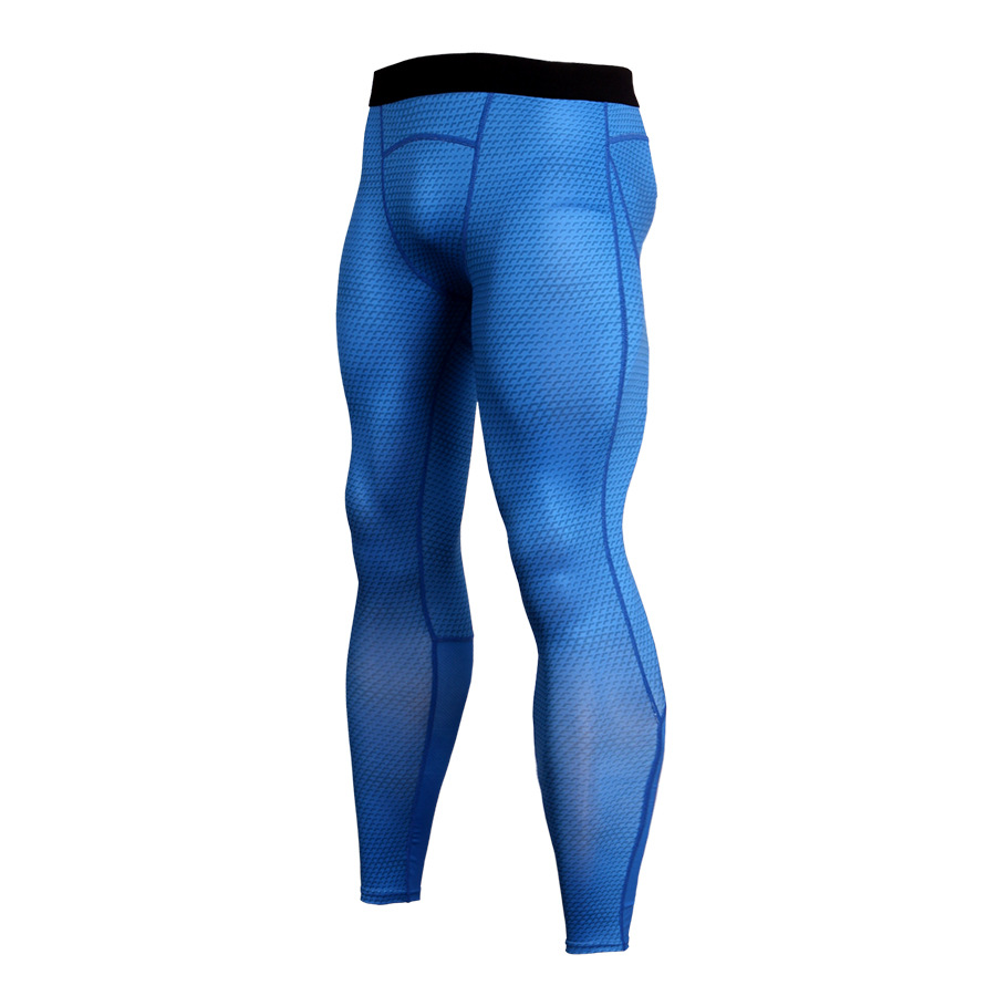 Men-Apparel-Compression-Tight-Base-Layer-Pants-Long-Leggings-Gym-Sports-Trousers thumbnail 17