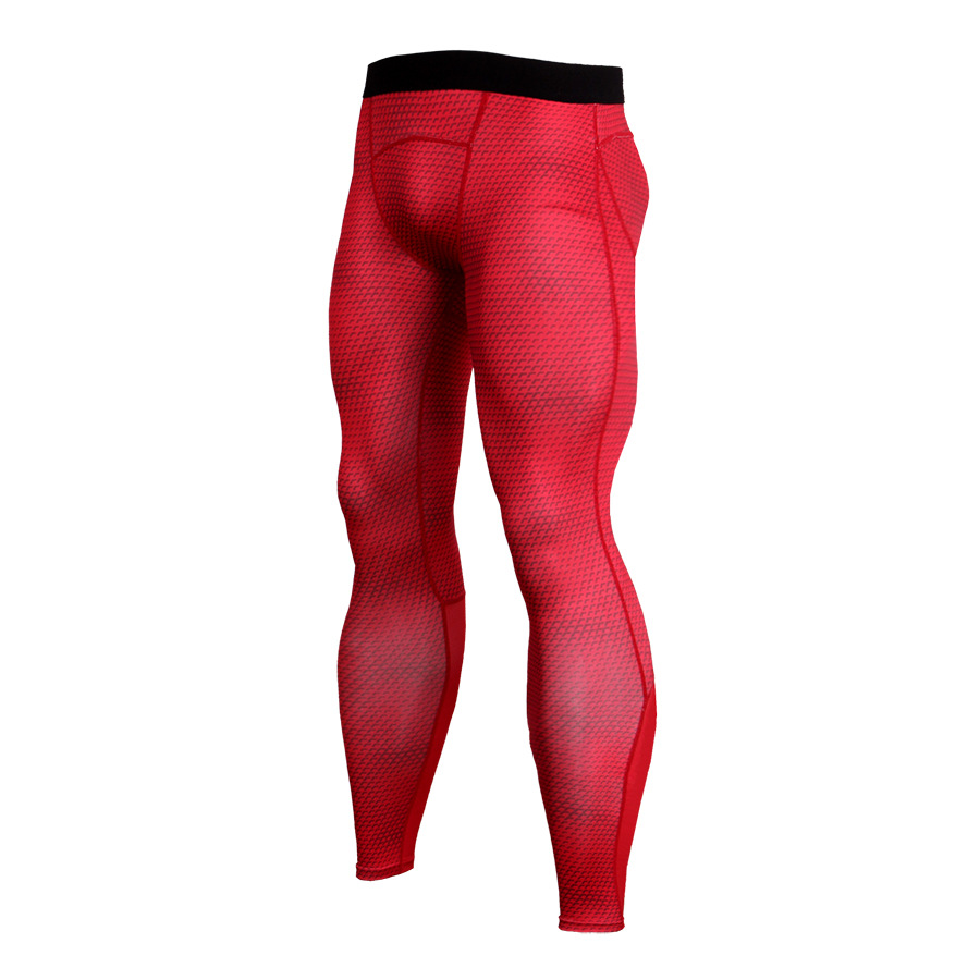Men-Apparel-Compression-Tight-Base-Layer-Pants-Long-Leggings-Gym-Sports-Trousers thumbnail 21