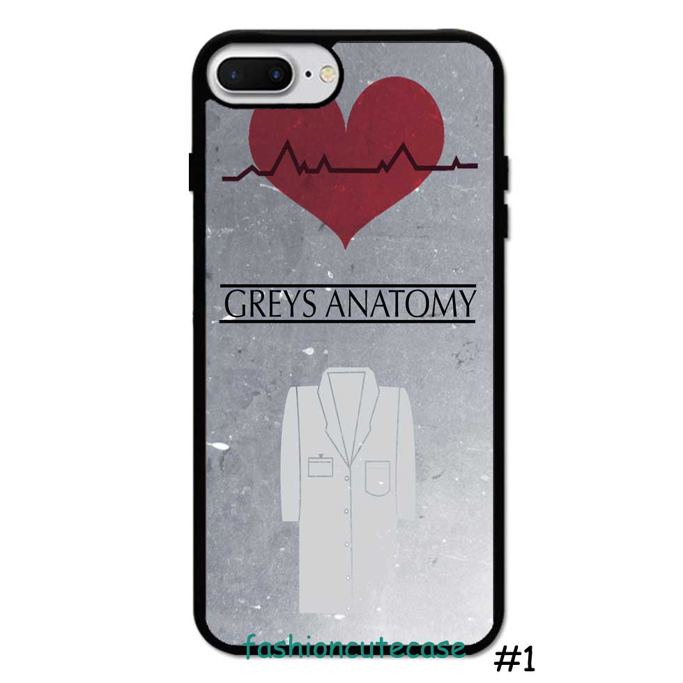 Grey\'s Anatomy You\'re my person quote Rubber Phone Case Cover For ...