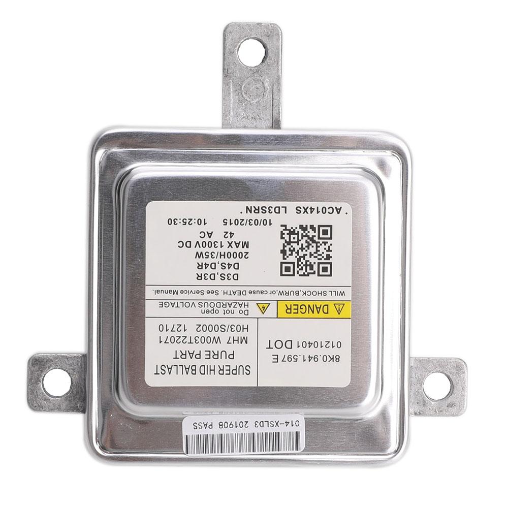 ACAMPTAR Xenon Headlight Ballast HID Control Unit Module for 8K0941597