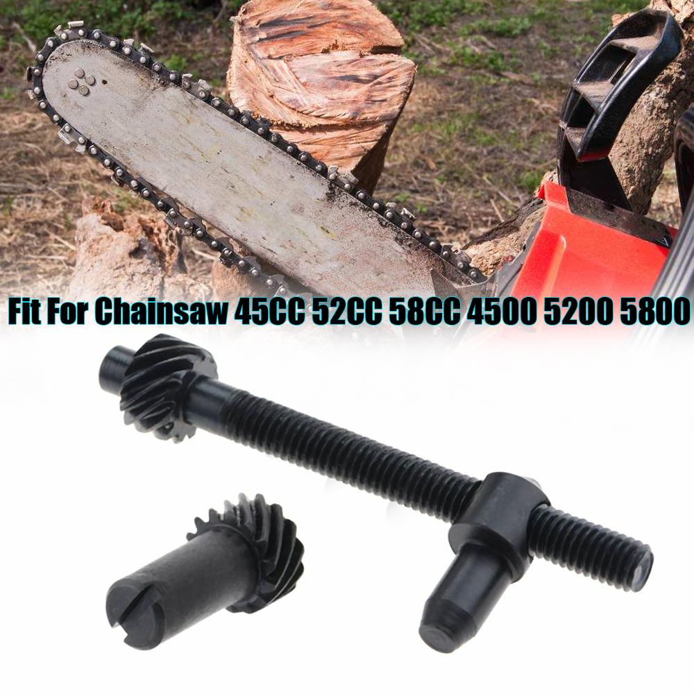 Chain Adjuster Screw Tensioner Parts For Chainsaw 45CC 52CC 58CC 4500 5200 5800