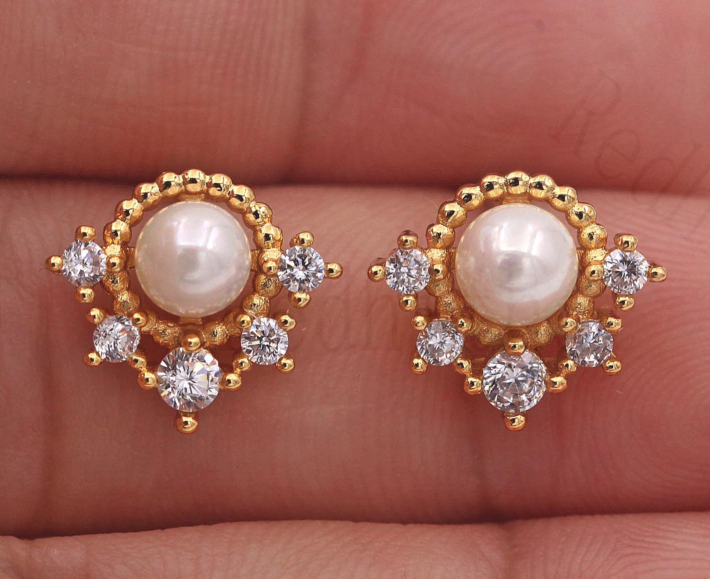 Women Champagne Topaz Rhinestone White Gold Filled Long Tassel Dangle Earrings