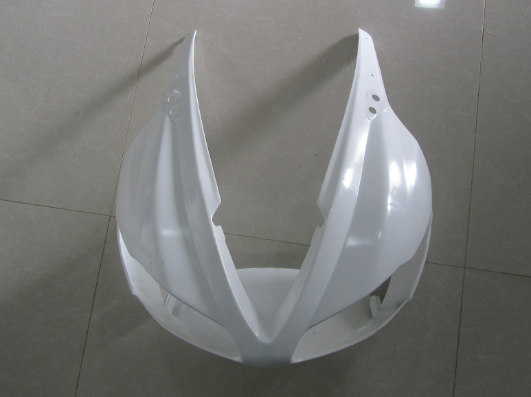 Unpainted Front Fairings For 2008 Suzuki GSXR1300 Hayabusa Injection Nose Cone