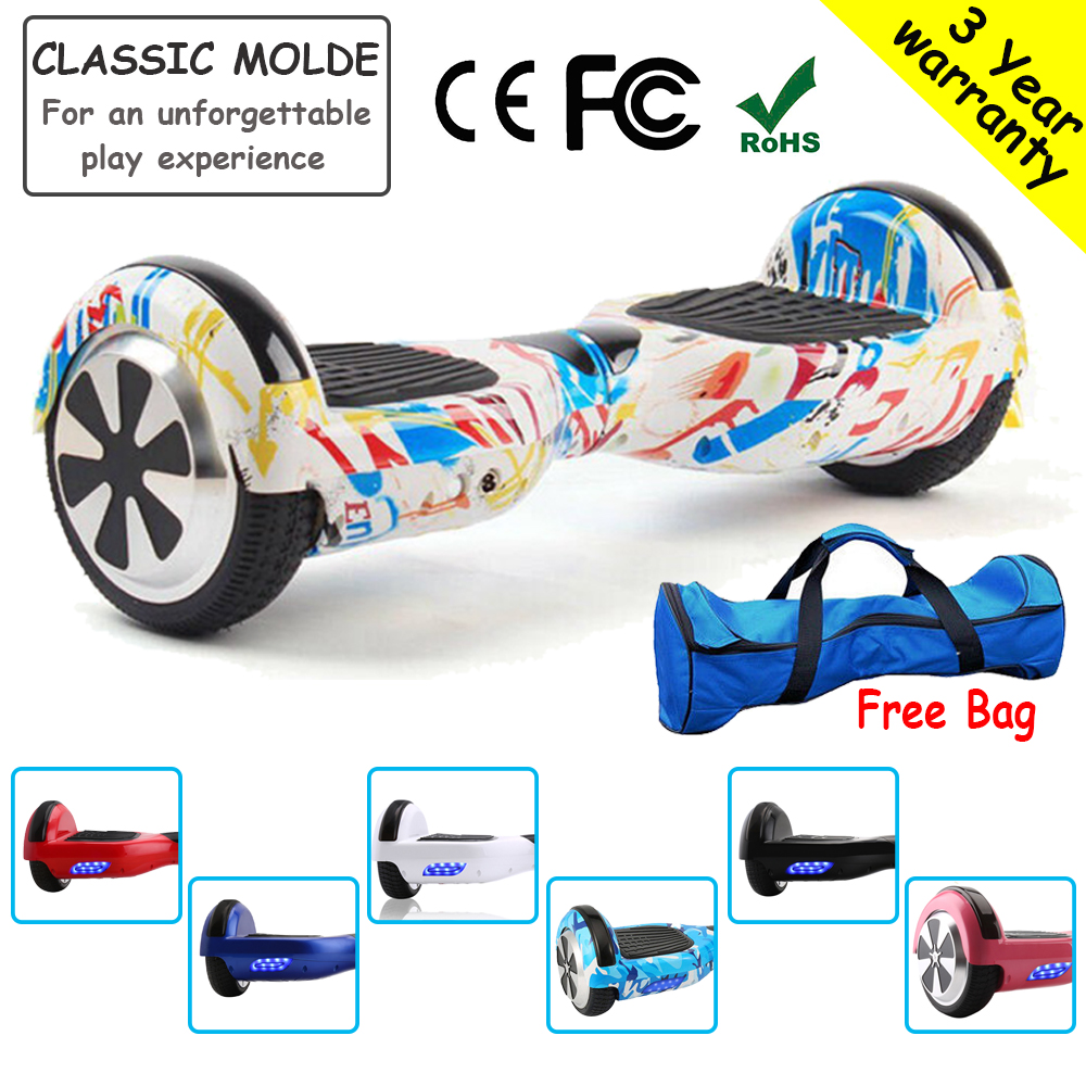 "Balance Board Sports Direct: 6.5"" Self Balancing Scooter Electric Scooter Balance Board"