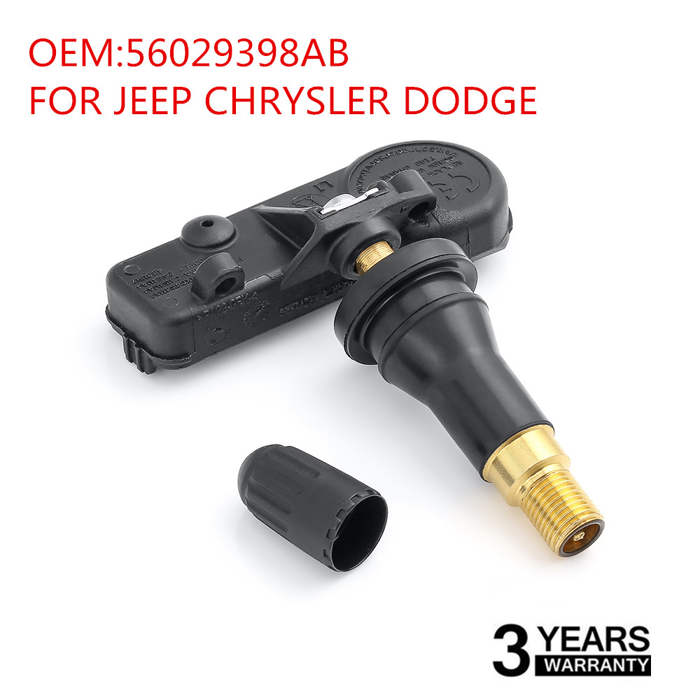 CHRYSLER OE 56029398AB 433MHz TPMS TIRE PRESSURE MONITORING SYSTEM NEW