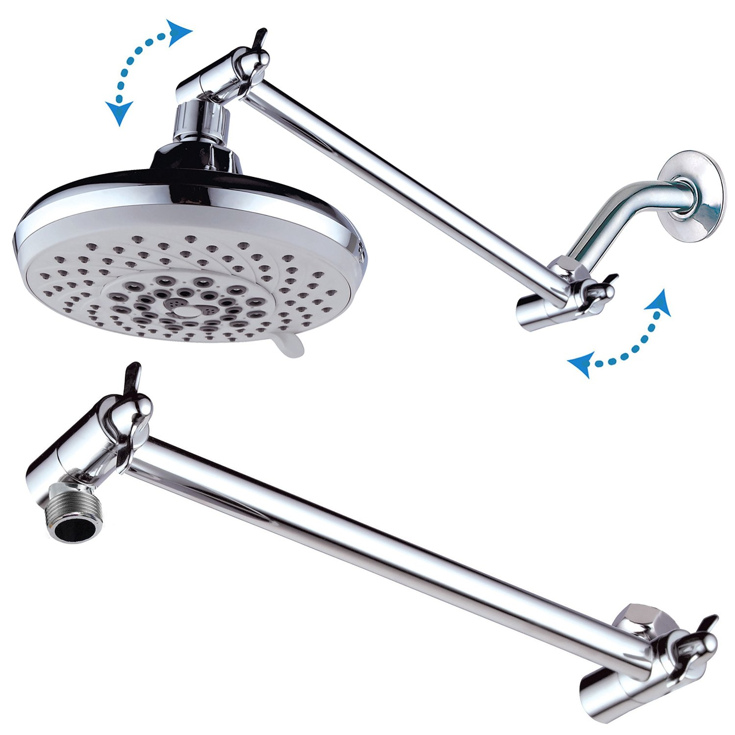 Showerhead Extension - Home Design Ideas and Pictures