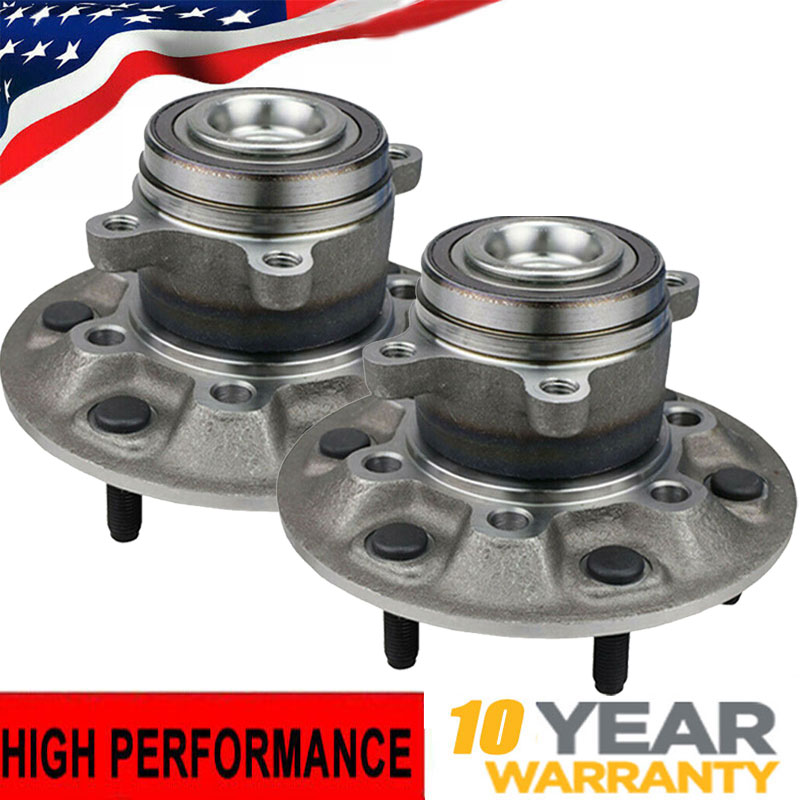 Front Wheel Bearing and Hub Assembly fits 2009 GMC Canyon Model Specifics: RWD
