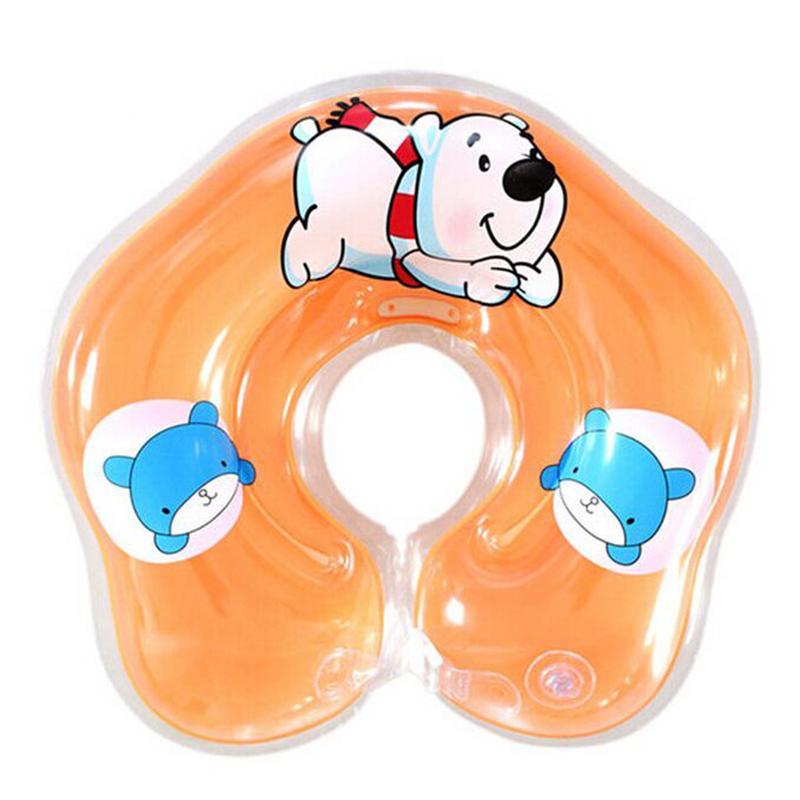 Aufblasbares Ansatz-Schwimm-Ring Kinder Baby Säuglings schwimmhilfe Schwimmboot Kinderbadespaß