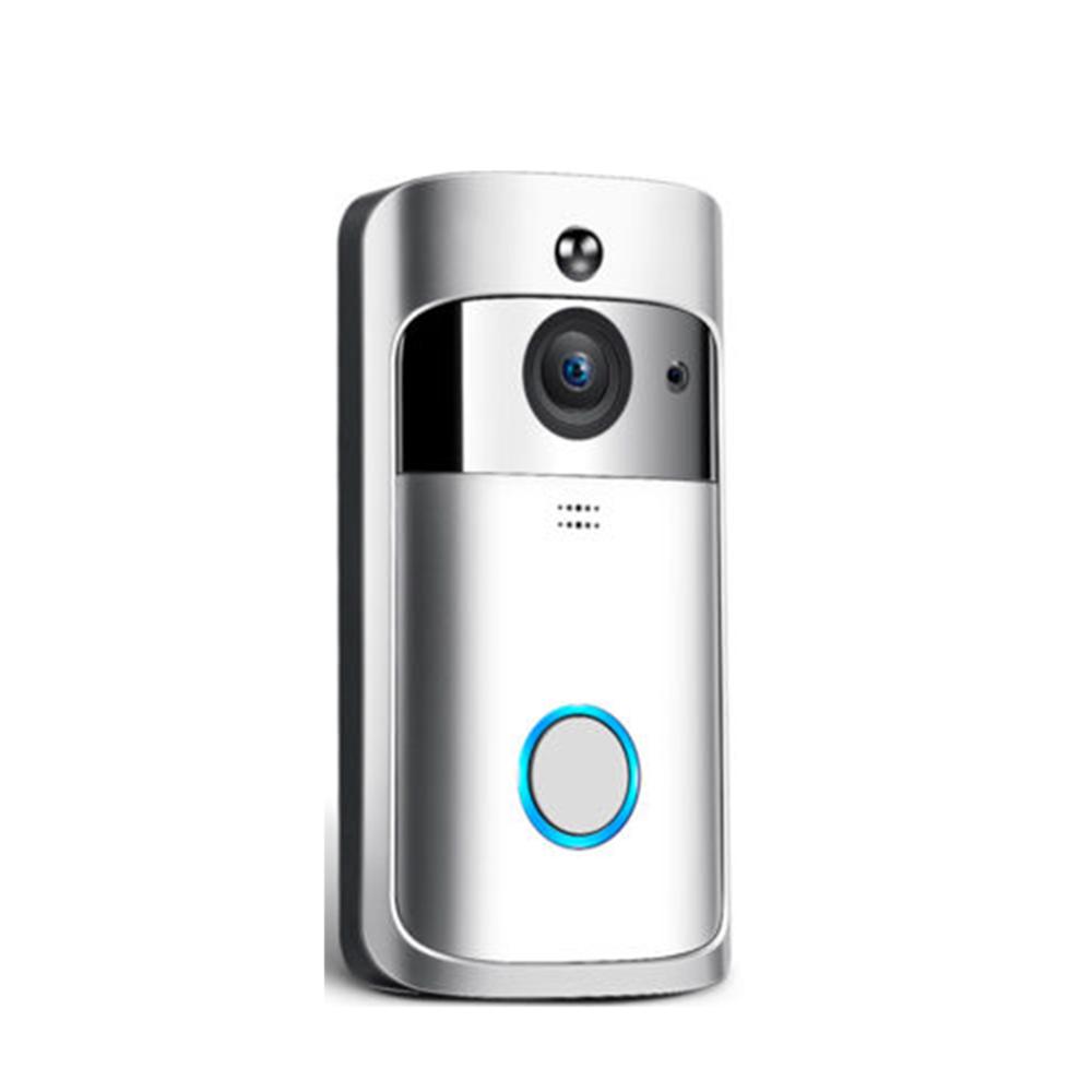 Ding Dong Bell HD Mini Wireless WiFi Doorbell HD Camera IR Video Phone Intercom