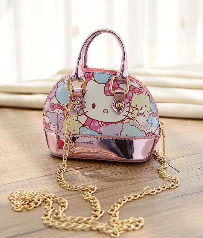 2pcs Crystal Hello Kitty Car Back Seat Headrest Hanger Hooks Holder Bag Purse