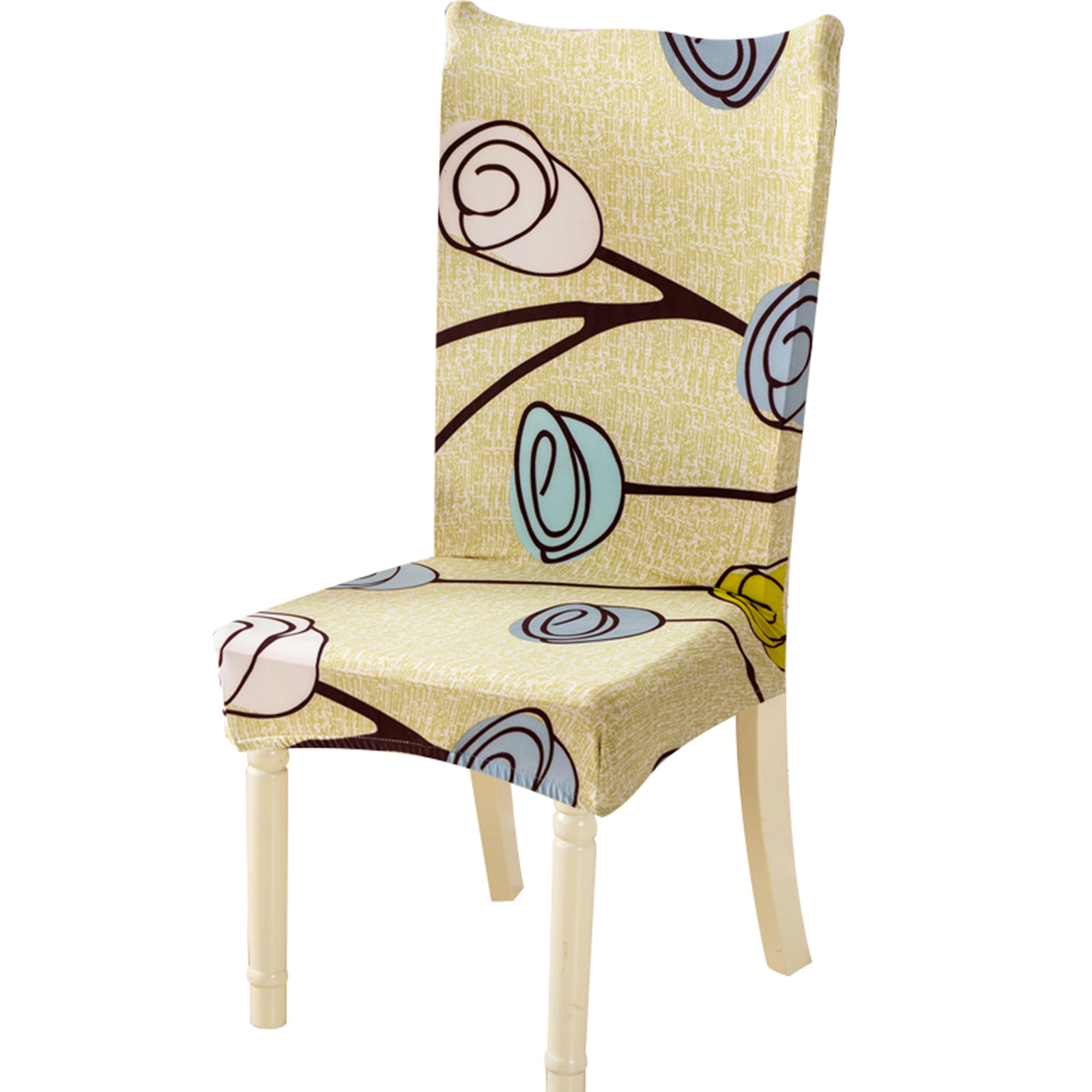 Living Room Banquet Wedding Dining Chair Covers Party Seat Cover ...