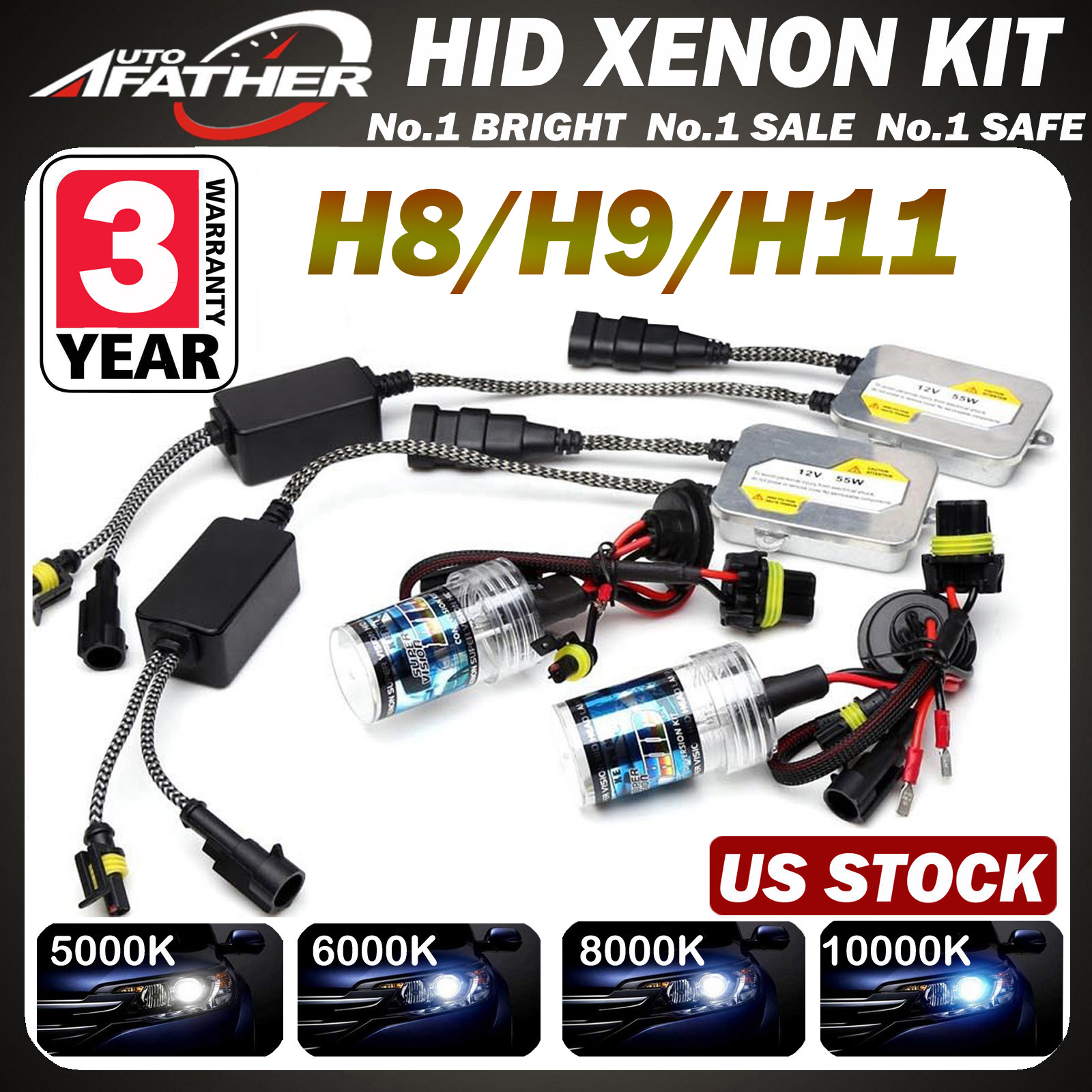 lighting lights product pcs dc lm xenon hid bulbs lamps