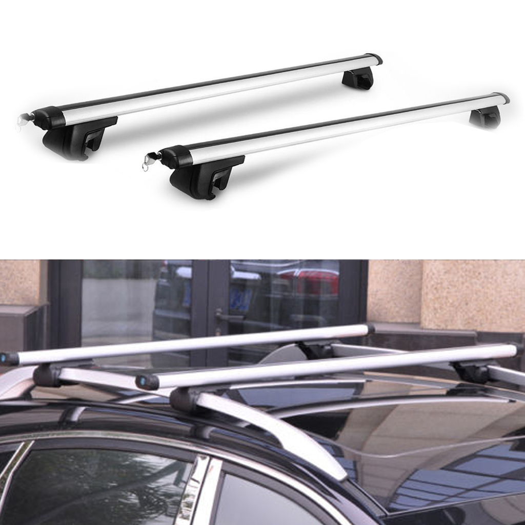 Universal Anti Theft Car Roof Bars Lockable For Cars With