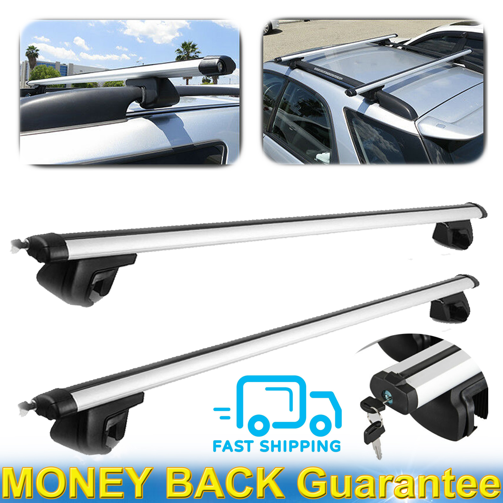 ROOF RACK STEEL BMW X4 from 2014 without longitudinal bars