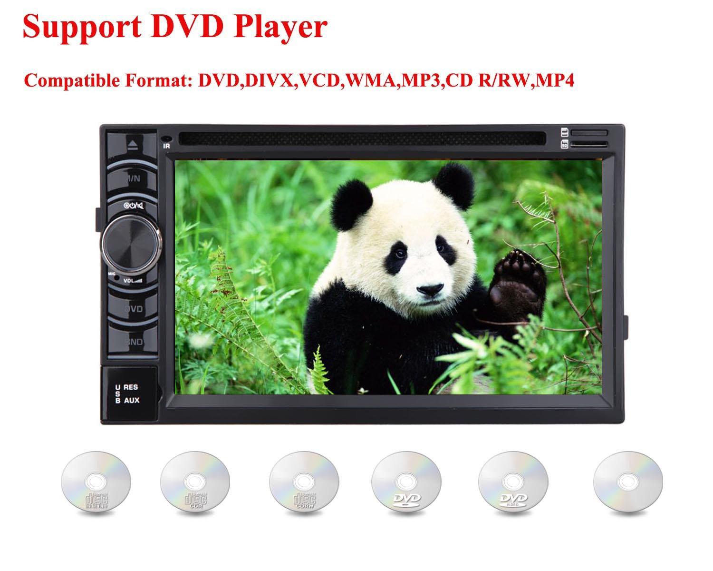 ... DVD 12p ...  sc 1 st  eBay & For Toyota 4Runner Camry 6.2