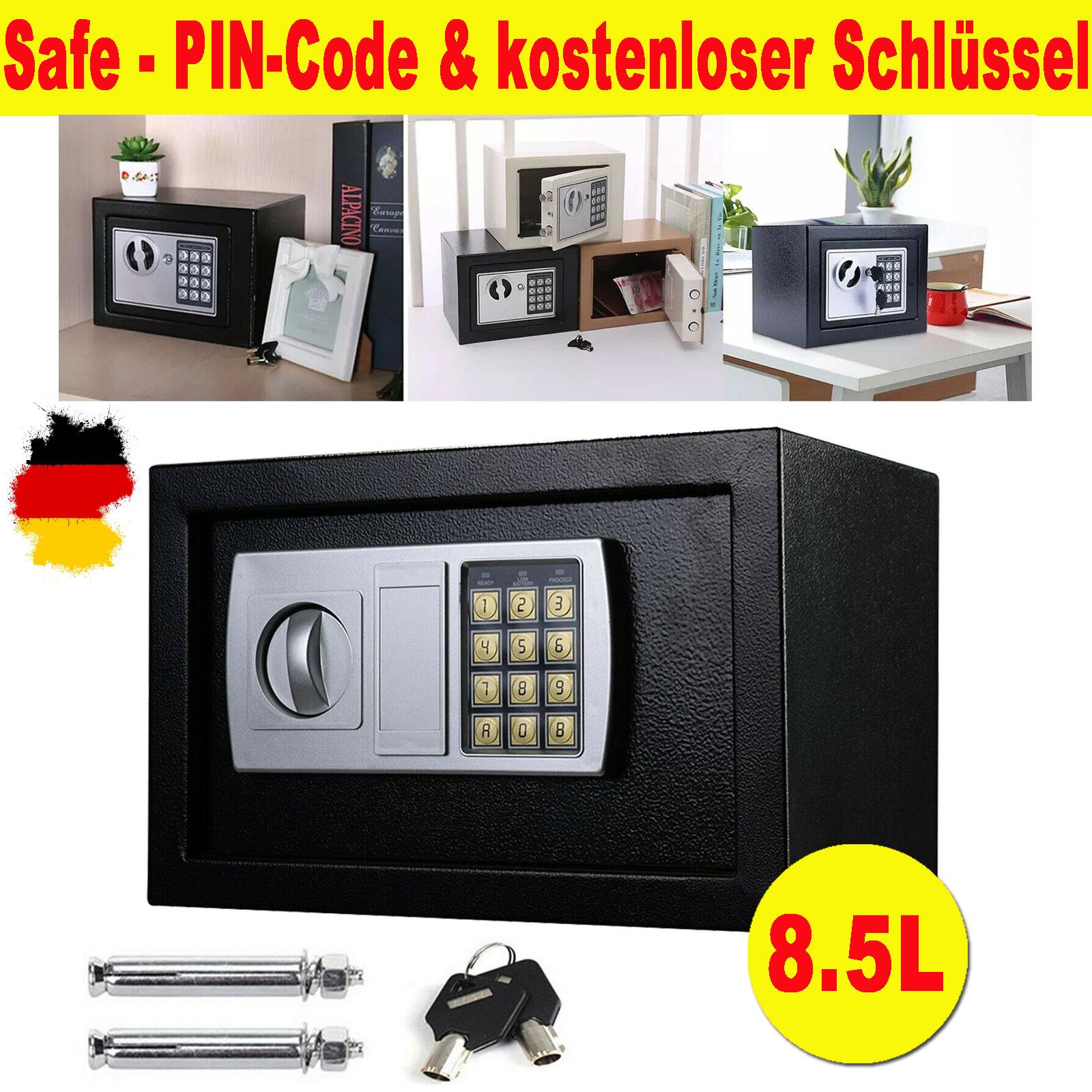 Kleiner Tresor Safe Möbeltresor