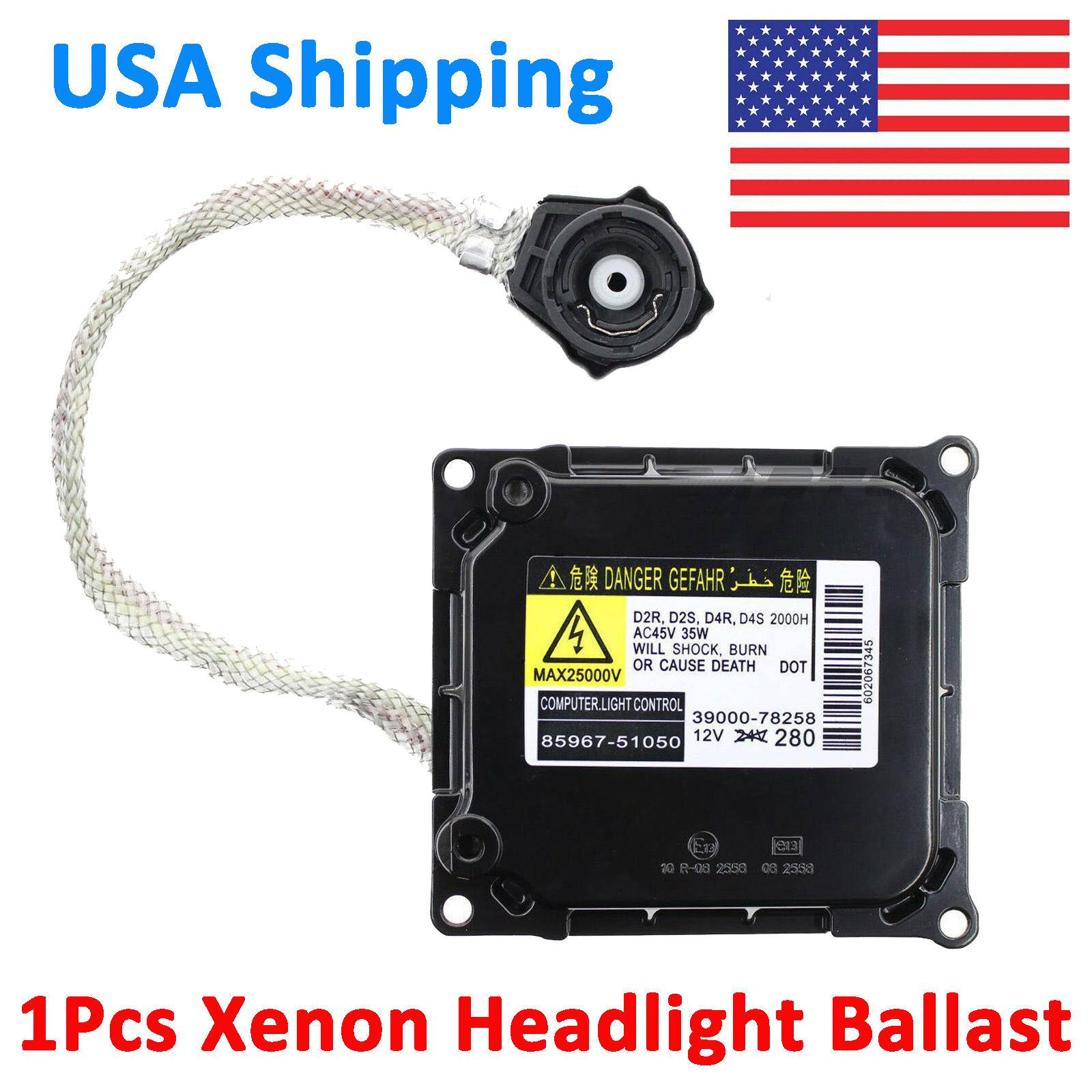 OEM LEXUS ES GS RX DENSO D4S Xenon HID Headlight Ballast Igniter Control Unit