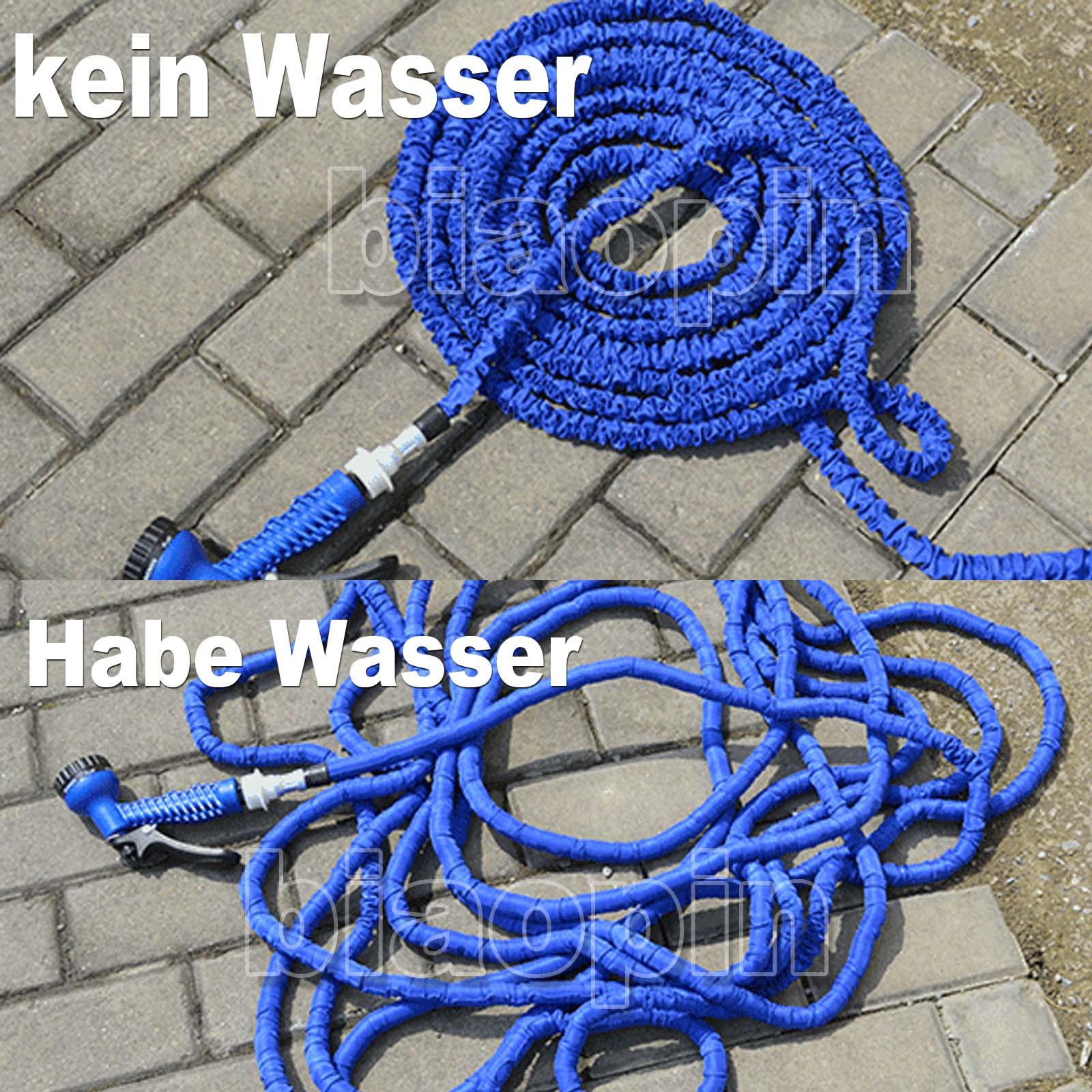 Gartenschlauch Flexibel Wasserschlauch 30m 22.5m 45m 60 Länge ...