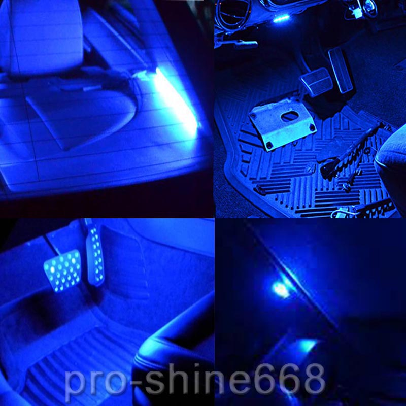 1995 Gmc Vandura G1500 Interior: 12PCS Map LED Lights Interior Package Kit For Chevy/GMC