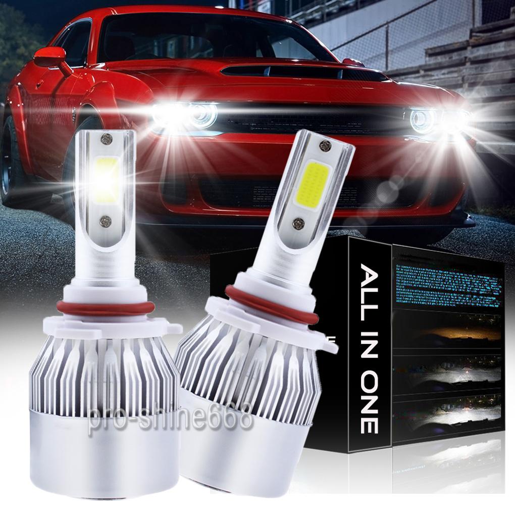 9005 LED Headlight Bulb for Toyota Sienna Camry Corolla Highlander High Beam HB3