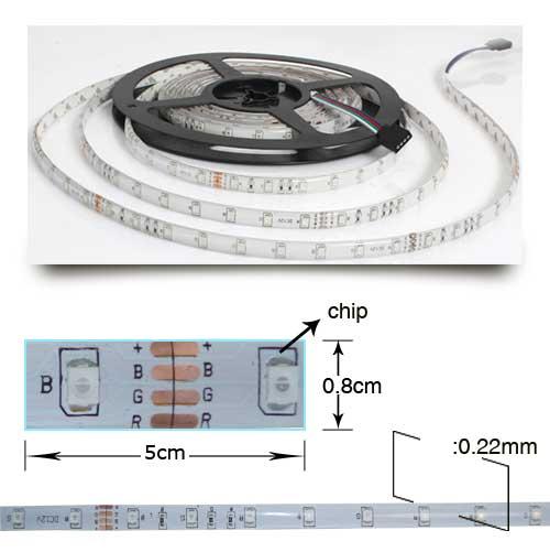 5m rgb led stripe leiste streifen band lichter smd leuchten lichterkette 3528 de ebay. Black Bedroom Furniture Sets. Home Design Ideas