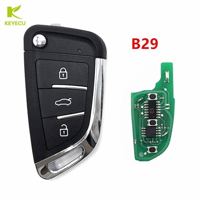 Keyecu Universal Remotes B-Series B12-4 for KD900 KD900+